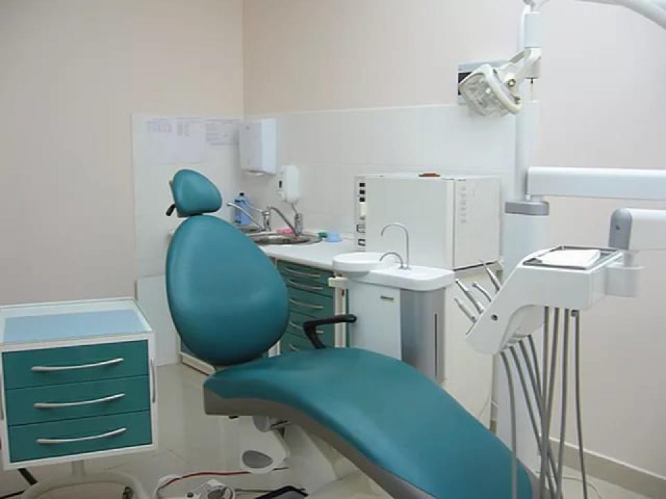 Лечебное отделение (ул. Салютная, 26)